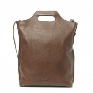 MY CARRY BAG Shopper - rambler brandy