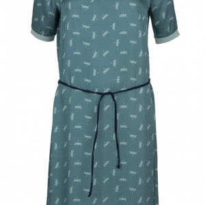 DRESS AVERY grey mist