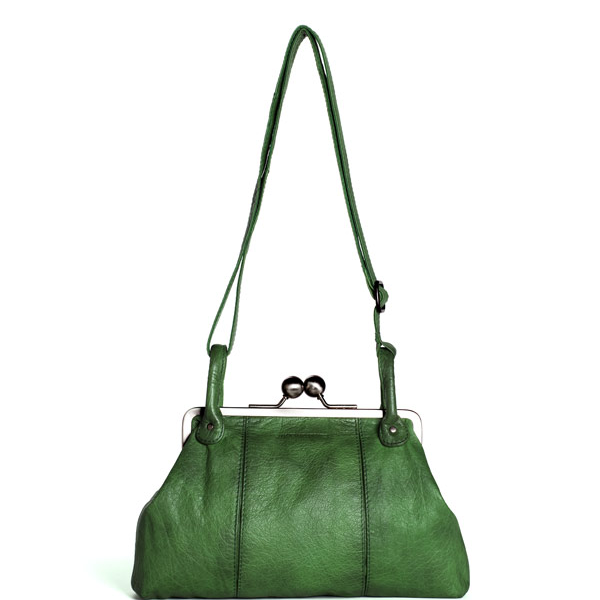 Toulouse bag buff washed meerdere kleuren